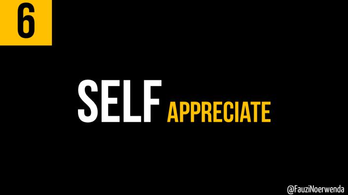 Self Appreciate